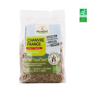 Graine de Chanvre Bio Toastées France 200g Priméal
