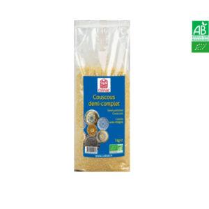 Couscous Demi-Complet 1kg Celnat