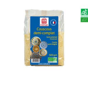 Couscous Demi-Complet 500gr Celnat