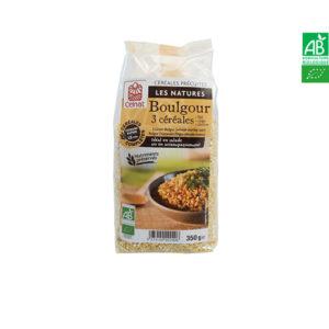 Boulgour 3 Céréales 350gr Celnat