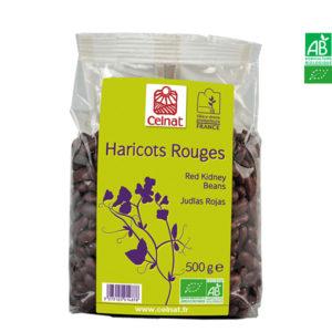 Haricots Rouge Bio 500gr Celnat