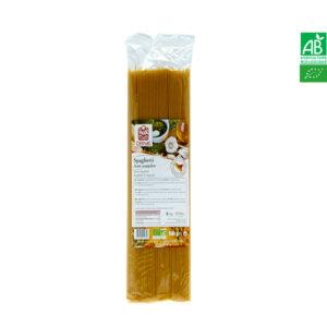 Spaghetti demi-complets Bio 500gr Celnat