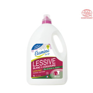 Lessive Liquide Fleur de Cerisier & Jasmin 3Lt Etamine du Lys