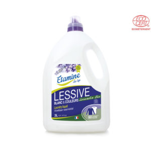Lessive Liquide Lavandin 3Lt Etamine du Lys