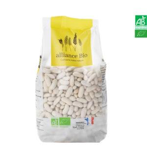 Haricot Lingot Blanc 500gr Alliance Bio