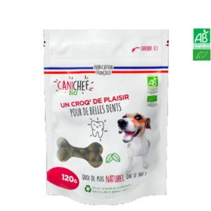 Friandises pour chien BIO Hygiène Dentaire 120g – Canichef
