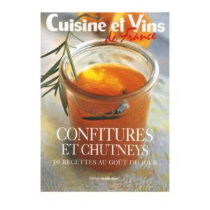 Confitures et Chutneys Marie Claire Edition