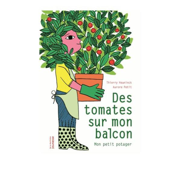 Des Tomates Sur Mon Balcon Mon Petit Potager De La MARTINIERE Jeunesse