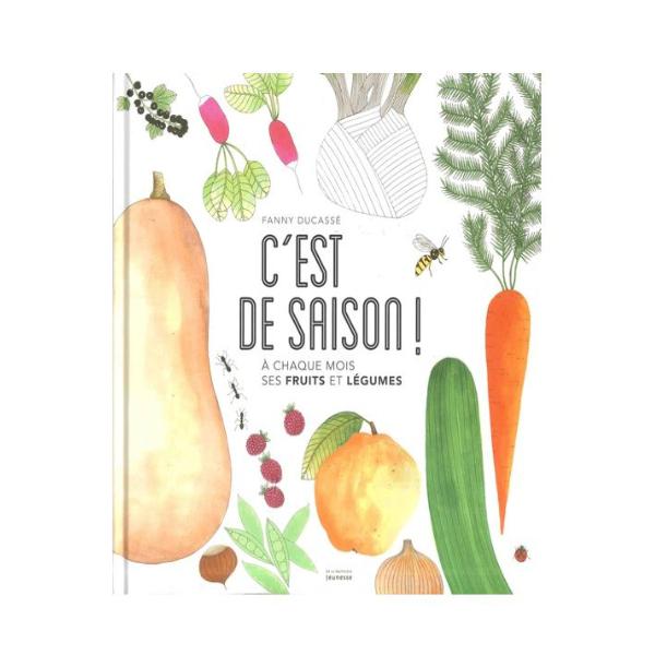 C'est de Saison A Chaque Mois Ses Fruits et Légumes