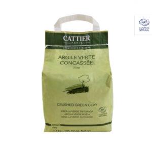 Argile Verte Concassée 3kg Cattier Paris
