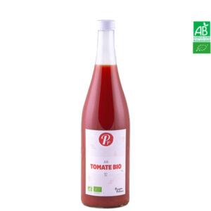 Jus de Tomate Bio 73cl Pressoirs de Provence
