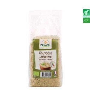 Couscous Au Chanvre Bio 500g Priméal