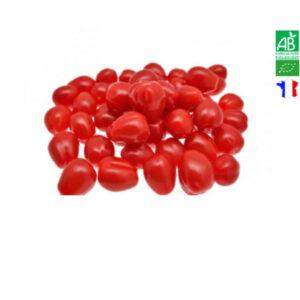 Tomate Cerise Allongée Cœur de Pigeon Bio